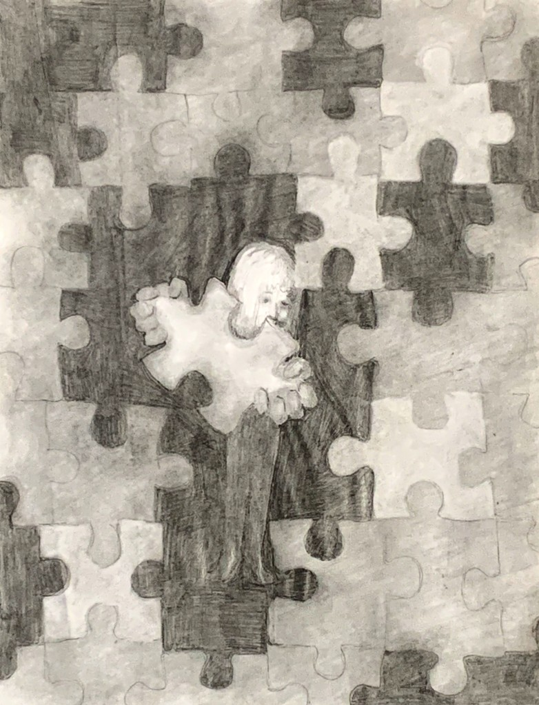 Healing puzzle